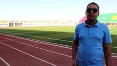 Ahmed, presidente de la federación de Mauritania, habla sobre el fútbol femenino