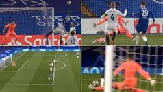Al Madrid le pudo caer un saco: todas las ocasiones falladas del Chelsea