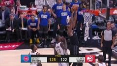 Hawks 122-125 Pistons