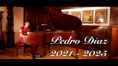 El Sporting anuncia la renovación de Pedro Díaz... al piano
