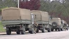 Las Fuerzas Armadas han jugado un papel determinante en la lucha contra la pandemia