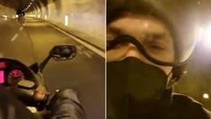Ibra sufre un accidente y un 'tifosi' le lleva en moto