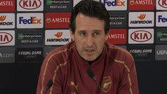 """Emery, sobre Guardiola: """"Culminaría su obra ganando la Champions con el City"""""""