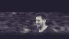 Lo mejor de Messi frente al Lyon