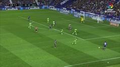 Gol de Campaña (1-0) en el Levante 4-0 Betis