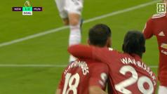 Premier League (J5): Resumen y goles del Newcastle 1-4 Manchester United