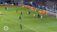 El gol de Lisandro López que pone a Racing al borde del alirón
