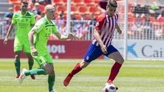 Atlético B y Mirandés lo dejan todo para Anduva