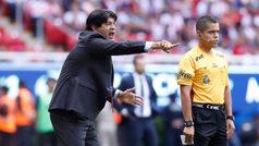 """José Saturnino Cardozo: """"El equipo fue muy superior"""""""