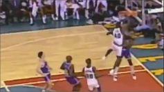 Shawn Kemp, ¿el matador más bestia de la historia de la NBA?