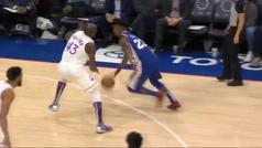 La jornada más desigual de la historia de la NBA en 160 segundos