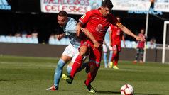 LaLiga (J1): Resumen y goles del Celta 1-1 Espanyol