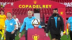 Copa del Rey (semis, ida): Resumen y goles del Sevilla 2-0 Barcelona