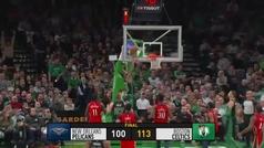 Celtics 113-100 Pelicans