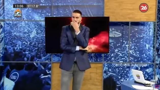 La broma más polémica contra Boca: un ataud, un sermón, Dios, un muerto...