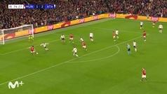 Gol de Maguire (2-2) en el Manchester United 3-2 Atalanta