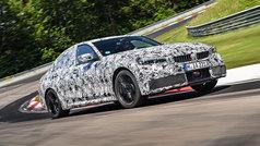El nuevo BMW Serie 3 se pone a prueba en Nürburgring
