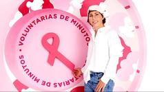 Carla Suárez se suma a la campaña de Ausonia para luchar contra el cáncer de mama