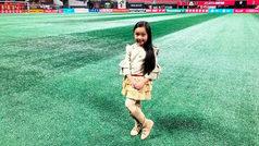 Malea Emma sorprende en la final de la MLS Cup al cantar el himno nacional de los Estados Unidos