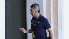 """José Luis Higuera: """"Es un equipo que tiene que estar apuntando al campeonato"""""""