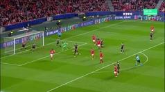 Gol de Jonas (1-0) en el Benfica 1-1 Ajax