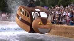 La carrera de los autos locos se hace real