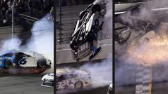 Grave accidente en las 500 Millas de Daytona: el piloto Ryan Newman, en estado grave