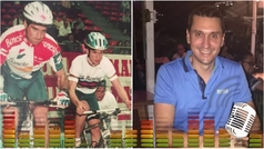 Miguel Morrás explica en MARCA cómo fue su adiós del ciclismo