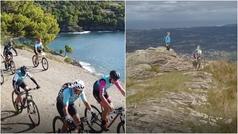 Trail2Challenge, la aventura de cruzar los Pirineos a pie o en bicicleta