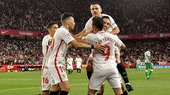 LaLiga (J32): Resumen y goles del Sevilla 3-2 Betis
