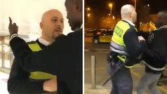 Renfe aparta cautelarmente al vigilante de Sants acusado de racismo