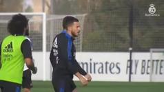 Hazard y Carvajal pueden volver al equipo