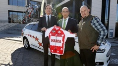 La Vuelta a Madrid se pone de largo en MARCA