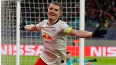 Champions League (octavos, vuelta): Resumen y goles del RB Leipzig 3-0 Tottenham