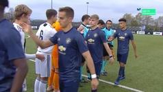 Youth League (J4): Resumen y goles del Juventus 2-2 Manchester United