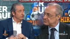 """La reacción de Florentino con los fichajes y renovaciones: """"Cristiano no volverá. ¿Ramos? Me voy"""