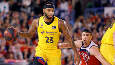 Liga ACB. Resumen: Manresa 75-84 Barcelona