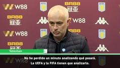 Mourinho habla de la sanción al City... ¡y se acuerda de quién quedó segundo en 2018!