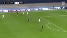 Dani Olmo se luce con gol y asistencia en la victoria del Dinamo Zagreb