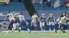 El espectacular 'pick 6' que asombra en la NFL: carrerón imparable de 101 yardas