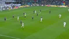 Gol de oro: Gol de Casemiro (1-0) en el Real Madrid 2-0 Sevilla