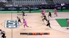 Leandro Bolmaro, el 'Messi' del baloncesto azulgrana con el que alucinan en la NBA