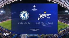 Champions League (J1): resumen y gol del Chelsea 1-0 Zenit