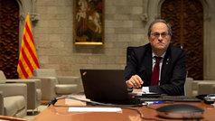 Torra ya no es President de la Generalitat