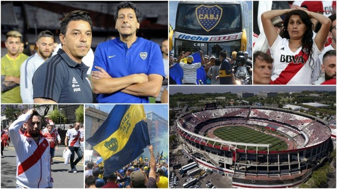 River Vs Boca - Postponed Final Set To Cause Scheduling Nightmare