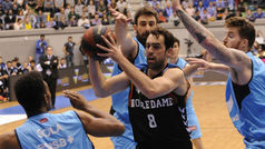 Liga ACB. Resumen: Burgos 102-82 Estudiantes