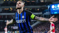 Champions League (J2): Resumen y goles del PSV 1-2 Inter de Milán