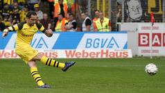 Bundesliga (J30): Resumen y goles del Friburgo 0-4 Borussia Dortmund