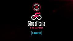 Perfil, recorrido, horario y dónde ver en TV hoy la Etapa 3 del Giro de Italia