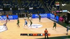 Liga ACB: Resumen Unicaja 91-77 Estudiantes